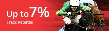 Betonline 7% Track Rebates
