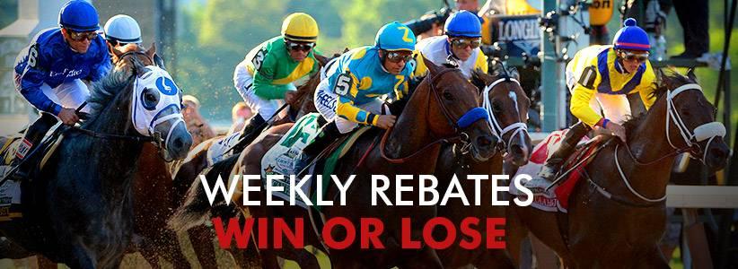 Bovada Weekly Rebates Win or Lose