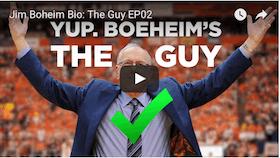 The Guy - Jim Boheim